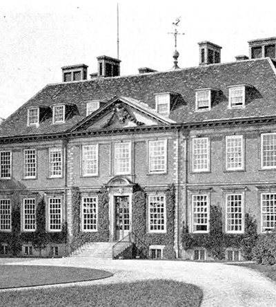 Nine Decades of Country Houses