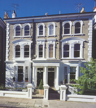 2000s-house-for-sale-London