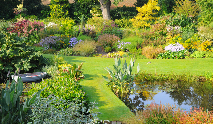 6. The Beth Chatto Gardens Colchester