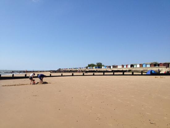 7. Frinton on sea Beach