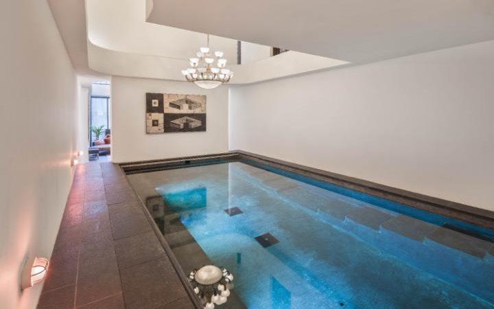 Pool CREDIT: LESLIE J GARFIELD