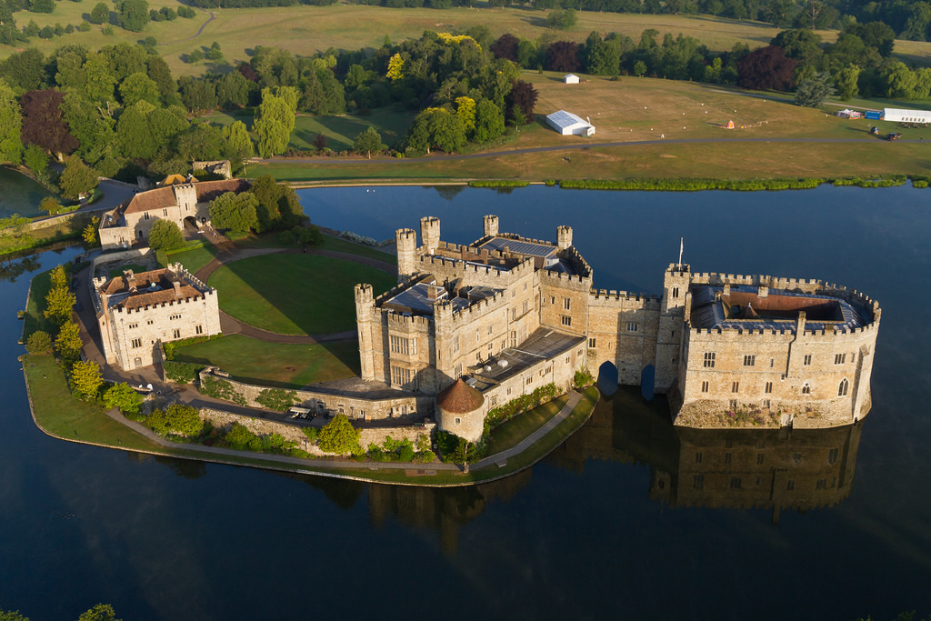 Five Of The Most Beautiful Castles in England