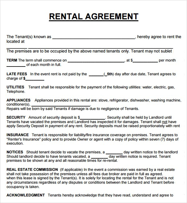 Help Finding Rental Home: Residential Property Management