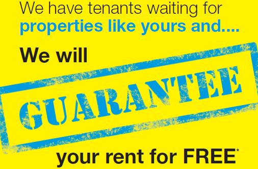 rent guarantee