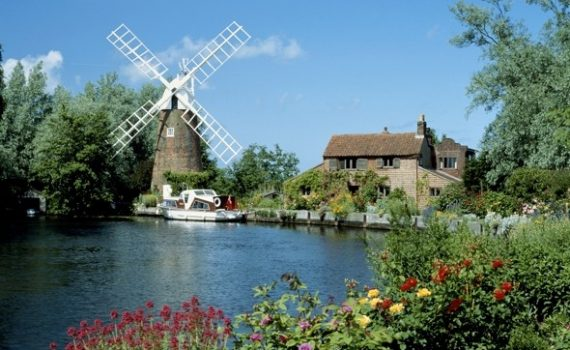 Top 10 scenic places in uk